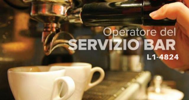 CATALOGO FILA OPERATORE DEL SERVIZIO BAR L1- 4824